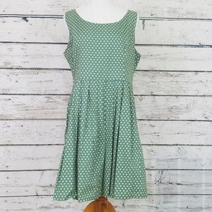 Flirty Retro Fit & Flare Dress